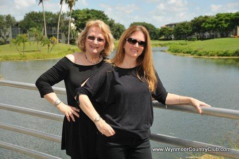 Cheryl Stein and Wendy Peck