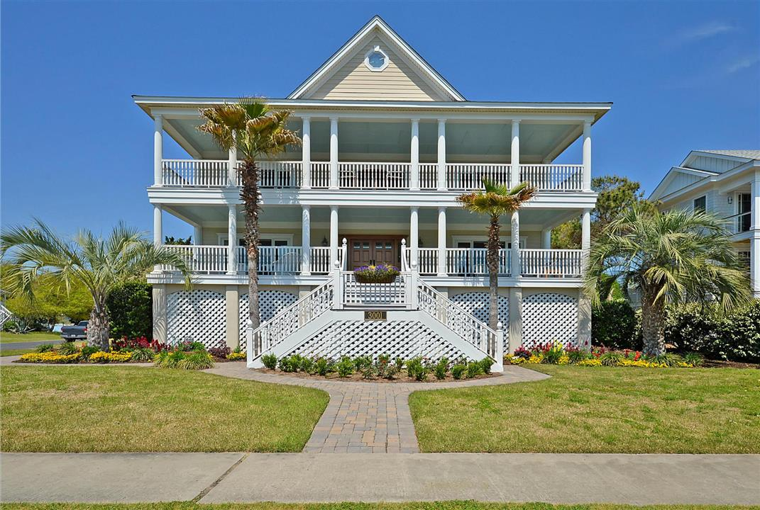 Isle Of Palms SC Beach Houses For Sale