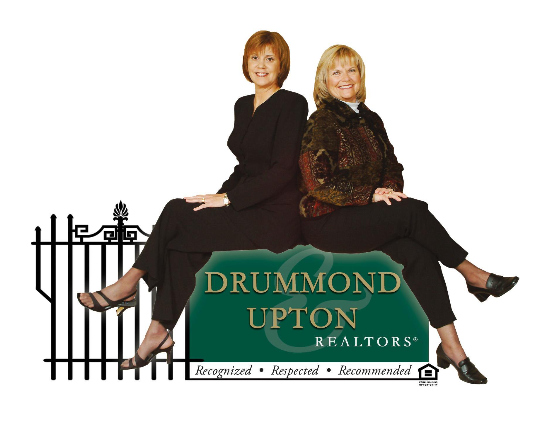 Emma Drummond and Becky Upton