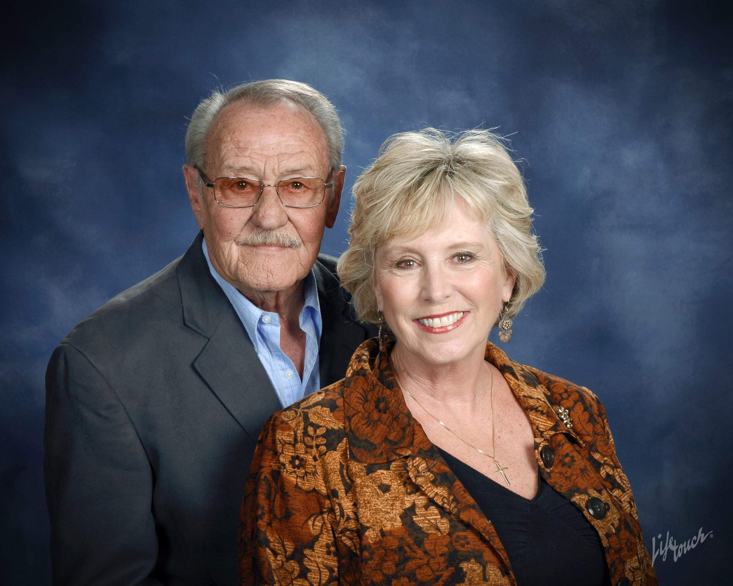 Bob and Jan Adams