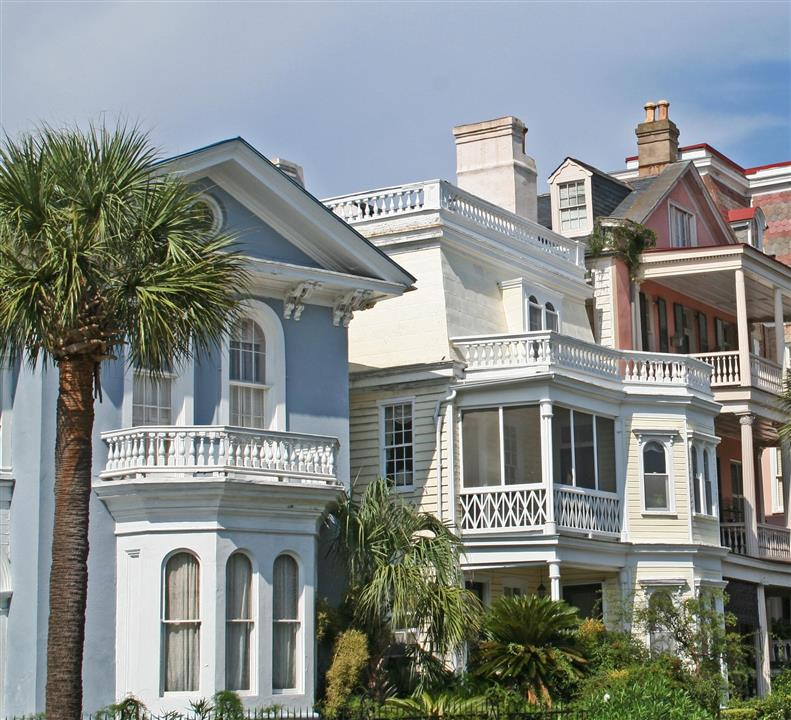 South Of Broad Homes For Sale In Charleston's Historic