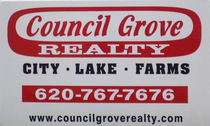 Council Grove Realty Allicia Wessel and Melany Ink