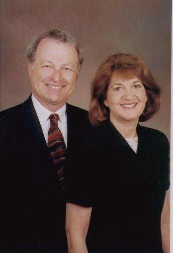 Rick and Sharon Stever